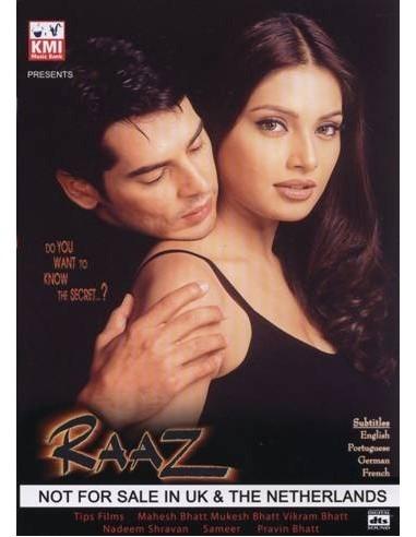 Raaz DVD