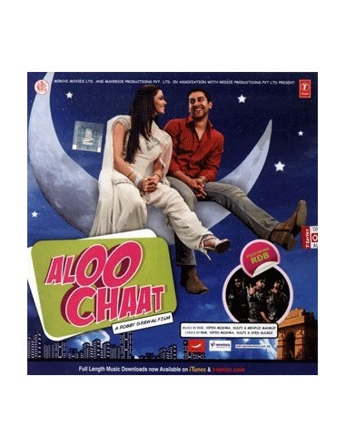 Aloo Chaat CD