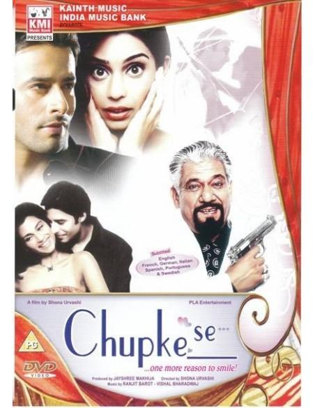 Chupke Se DVD