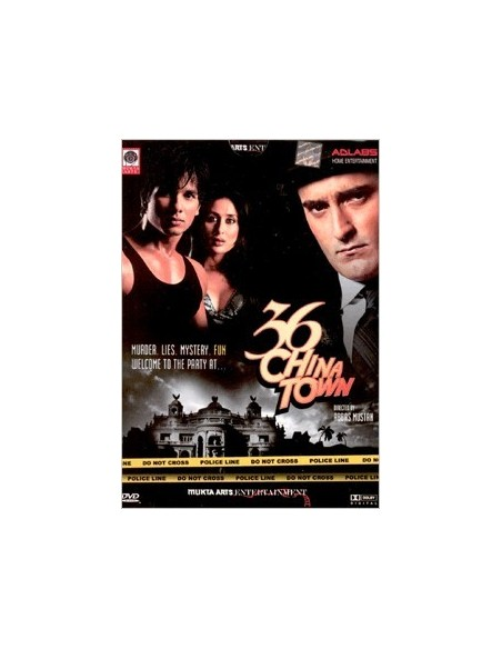 36 China Town DVD - Collector