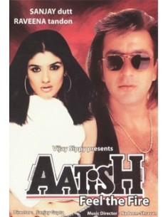 Aatish DVD