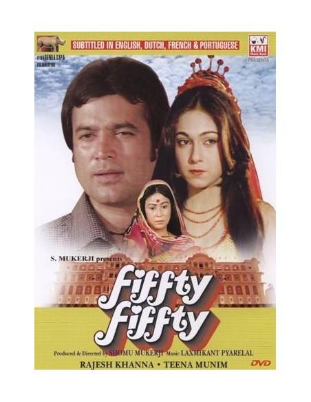 Fiffty Fiffty DVD