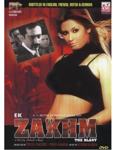 EK Zakhm DVD