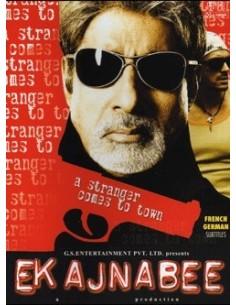 Ek Ajnabee DVD