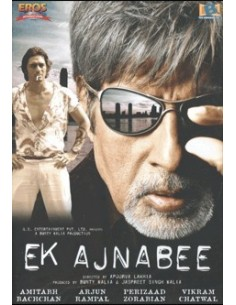 Ek Ajnabee DVD - Collector