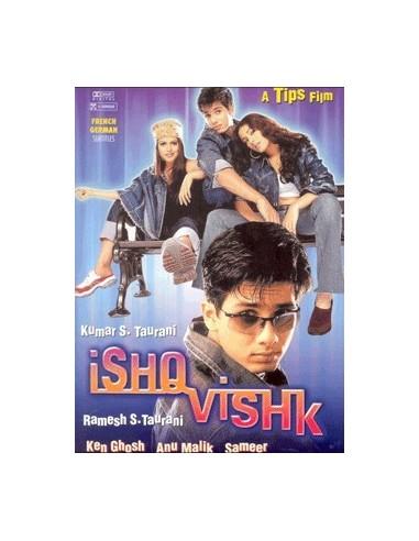Ishq Vishk DVD