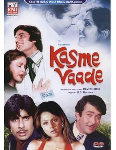 Kasme Vaade DVD