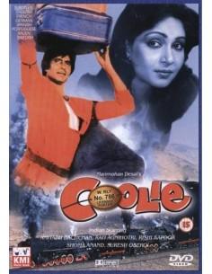 Coolie DVD