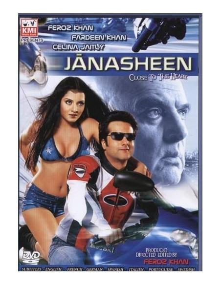 Janasheen DVD