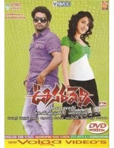 Oosaravelli DVD