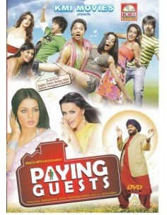 Paying Guests DVD