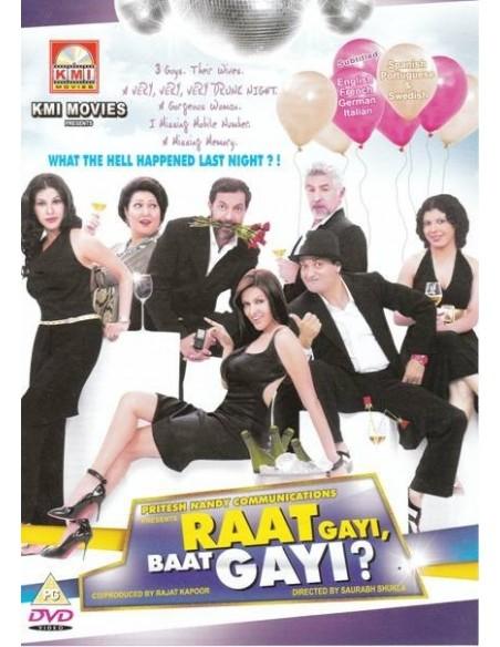 Raat Gayi Baat Gayi DVD