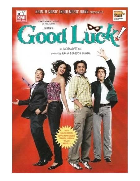 Good Luck DVD
