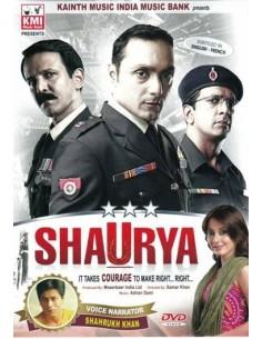 Shaurya DVD