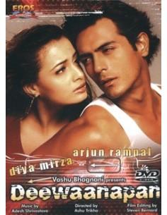 Deewaanapan DVD