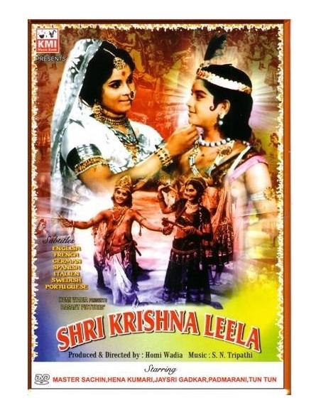Shri Krishna Leela DVD