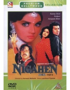 Nigahen DVD - Collector