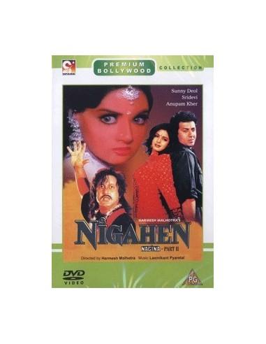 Nigahen DVD - Collector