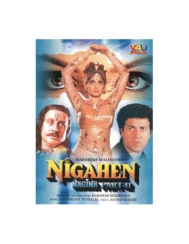 Nigahen DVD