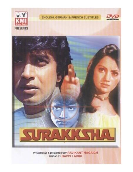 Surakksha DVD