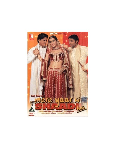 Mere Yaar Ki Shaadi Hai DVD (Collector)