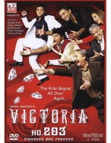 Victoria No 203 DVD