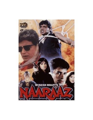Naaraaz DVD