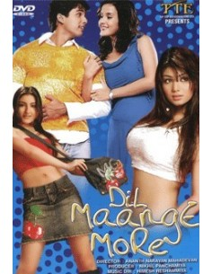 Dil Maange More DVD