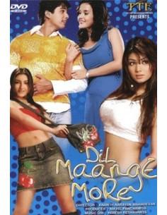 Dil Maange More DVD