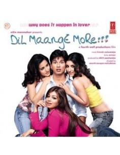 Dil Maange More CD