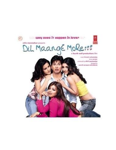 Dil Maange More CD