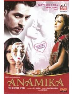Anamika DVD