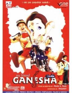 My Friend Ganesha DVD