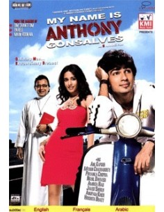 My Name Is Anthony Gonsalves DVD