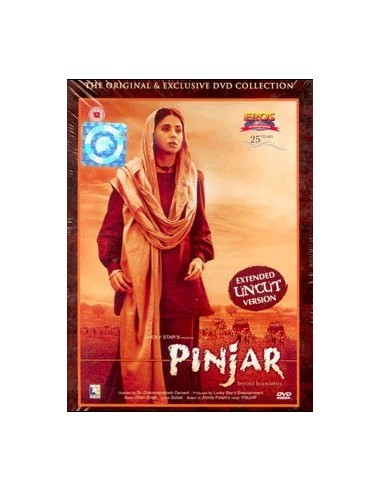 Pinjar DVD - Collector