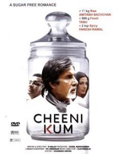 Cheeni Kum DVD