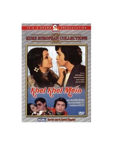 Khel Khel Mein DVD