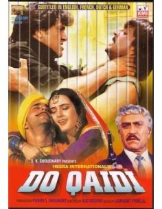 Do Qaidi DVD