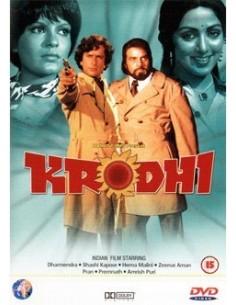 Krodhi DVD