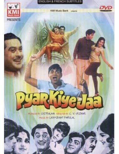 Pyar Kiye Jaa DVD