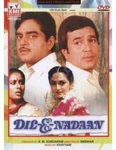 Dil-E-Nadaan DVD