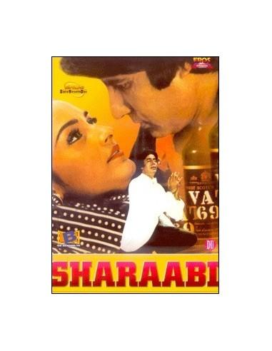 Sharaabi DVD