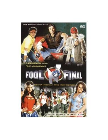 Fool N Final DVD
