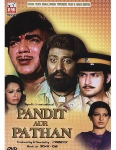 Pandit Aur Pathan DVD