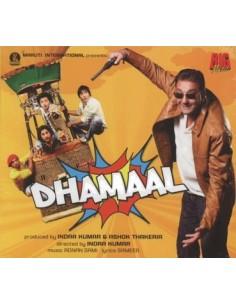 Dhamaal CD