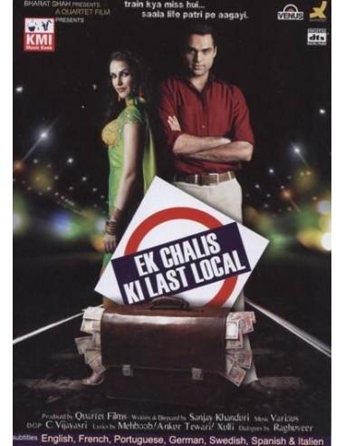 Ek Chalis Ek Last Local DVD