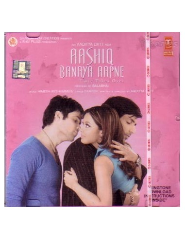 Aashiq Banaya Aapne CD