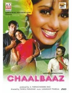 Chaalbaaz DVD