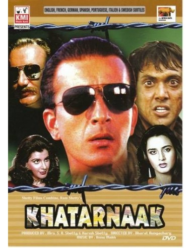 Khatarnaak DVD