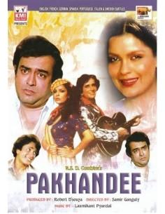 Pakhandee DVD